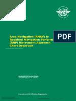 RNP-RNAV charts
