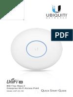 UniFi Manual