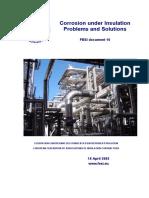 FESI Document No 10 - Corrosion Under Insulation (2)