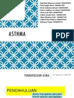 FIX Kelompok 3 Asthma