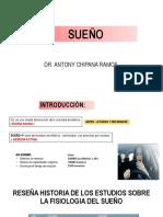 Clase 8-Fisiología Del Sueño