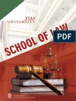 Brochure Law