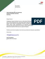 Informasi Kebutuhan Karyawan - Untuk Poltekes Semarang