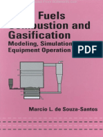 Solid Fuel Combustion and Gasification