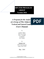Group 2016 Users Manual