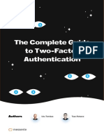 The Complete Guide to Two-Factor Authentication