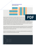 Create Table in javascript