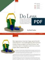 eBooK - Do Less By Guru Seth Godin.pdf