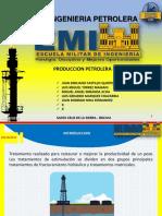 Produccion Petrolera Frac Hidrau