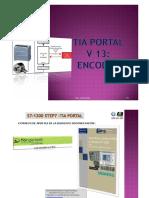 Plc s7-1200 Encoder
