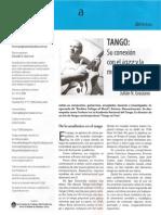 Tango:su conexión con el jazz y la música académica