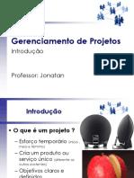 02 - Introdução Ao Gerenciamento de Projetos