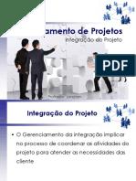 03 - Integração Do Projeto