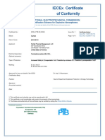 IECEX-PTB-09.0039U