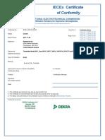 IECEX-KEM-09.0034X
