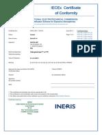 IECEX-INE-11.0013X