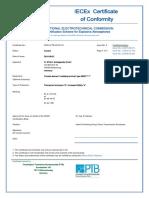 IECEX-PTB-06.0011U