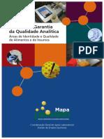Manual de Garantia Qualidade Analitica
