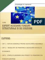 Expert Accesare Fonduri Europene