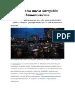 El País-Informe Corrupción 30 09 19