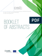 Booklet of Abstracts Final