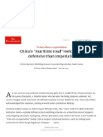 """China's """"maritime road"""" looks more defensive than imperialist - The best offence is a good defence.pdf"""