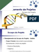 05 - Escopo Do Projeto - EAP