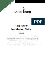 S9j Server Installation Guide