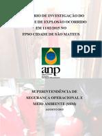 ANP Relatorio Investigacao Acidente FPSO Cid Sao Mateus