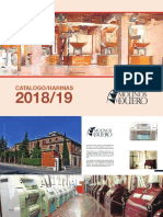Catalogo Harinas 2018 19