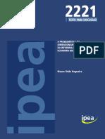 Economia Informal - Ipa