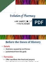 Evolution of Phar