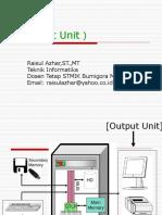 04.Device Output Unit