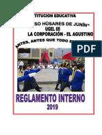 Reglamento Interno Ghj 23 09 2019