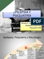 Epilepsia y Psiquiatria