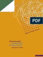 Orientacion Vocacional Ocupacional Carbajal 2016
