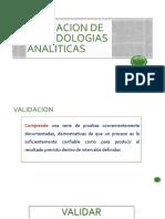 Generalidades  validación 2019