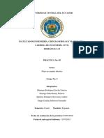 Hidráulica Informe 5