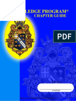 Program Manual