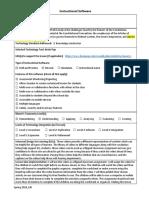 02 instructional software lesson idea