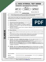Ai²TS-2_Class-XI_SET - C.pdf