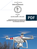 DRONE AND UAV'S