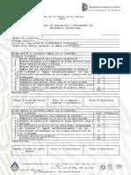Formato de Evaluación y Seguimiento de Residencia Profesional-2015