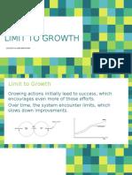 Presentation Limit to Growth