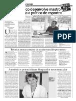 Artigo Português Esportes e Navegação