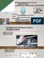 Sistema de Produccion y Operaciones