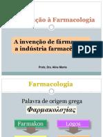 01 - Introdução à Farmacologia e Vias de administraçãoppt.ppt