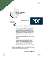 La idea de universidad en Juan Pablo II.pdf
