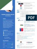 CV Tamara Schlein C 1559320038