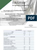 Rendimientos y Procesos Constructivos(Casa2niv) (1)